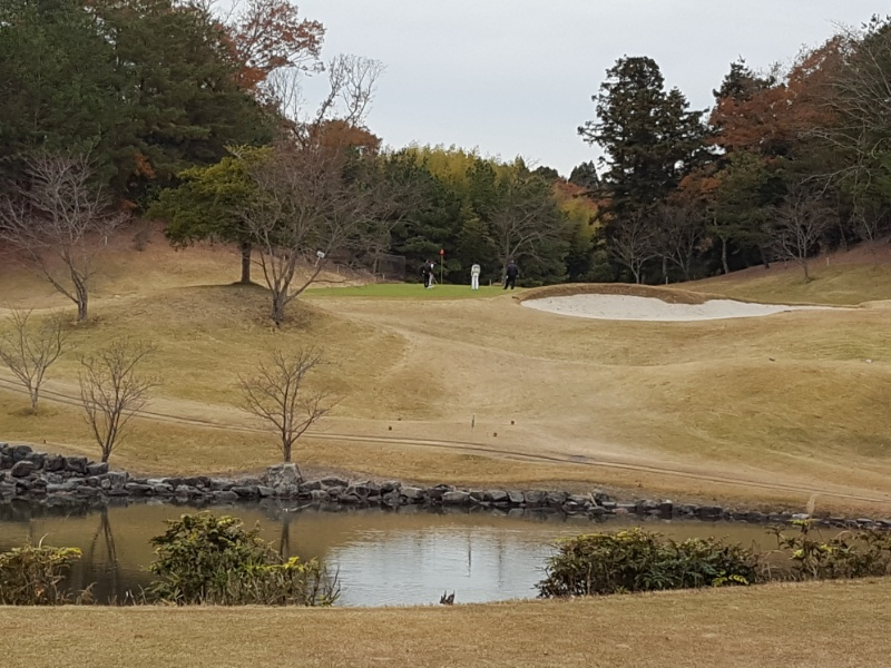ダンロップゴルフコースパー3