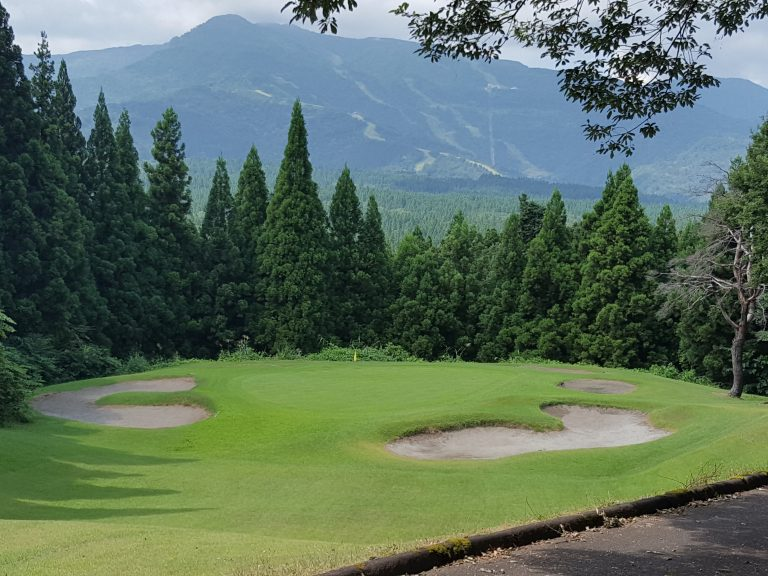 妙高サンシャインゴルフワールドくるみヶ丘 ショートコース1