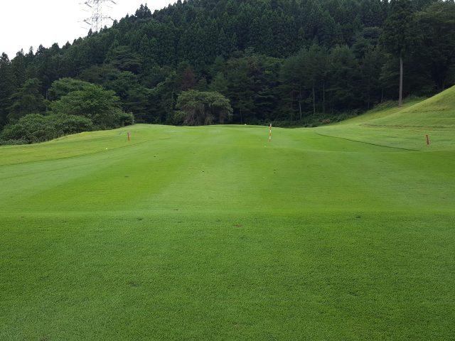 ヴィレッジ東軽井沢ゴルフクラブコース写真