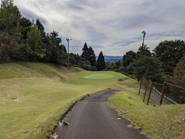 滝谷ゴルフパーク7H